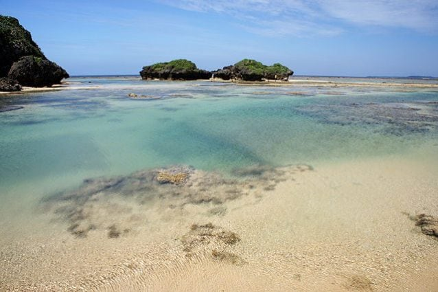 Hoshizuna no Hama, Isola di Iriomote – Foto Wikimedia Commons