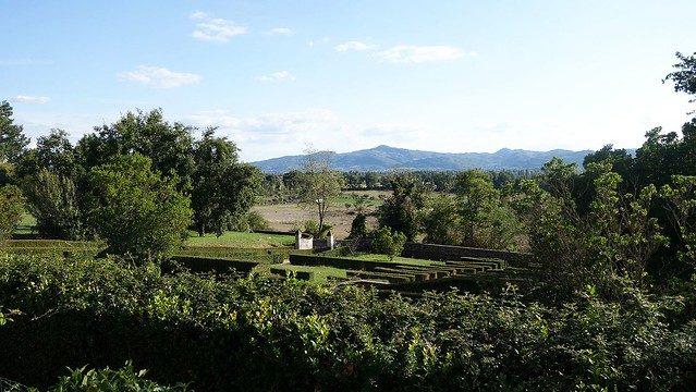 Giardino di Villa Magherini Graziani