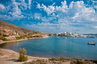 Milos: l'isola della Venere