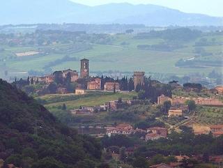 Torgiano: il borgo del vino in Umbria