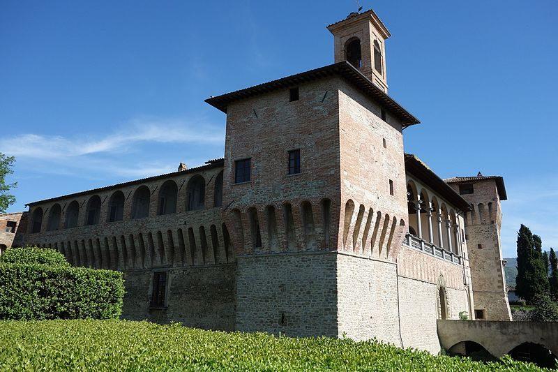 Castello Bufalini, San Giustino Umbro