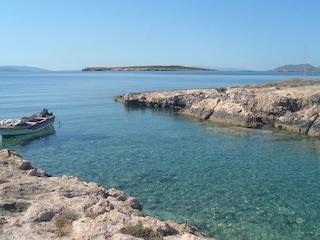 Vacanze sull'isola di Paros: un mare da favola e tanta storia