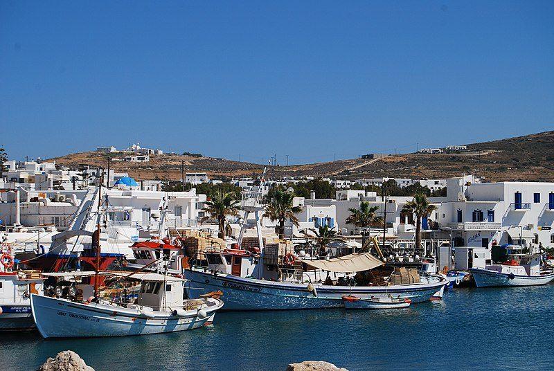 porto di Naoussa