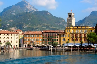 Vacanze sul lago a Riva del Garda