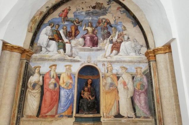 Cappella di San Severo a Perugia