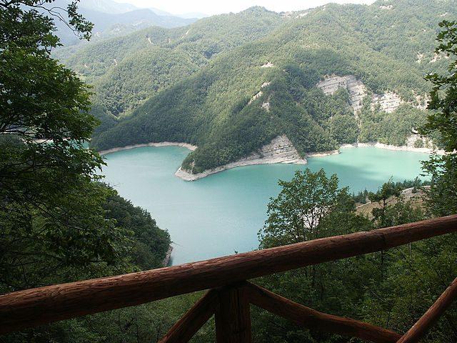 Lago di Ridracoli – Foto Wikipedia