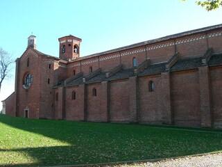Visita alla bellissima Abbazia di Morimondo