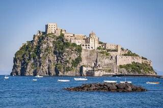 Il simbolo di Ischia: il Castello Aragonese