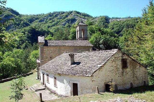 Chiesa di Pietrapazza – Foto Wikimedia Commons