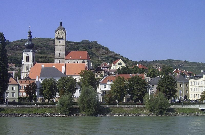 Krems an der Donau – Foto Wikimedia Commons
