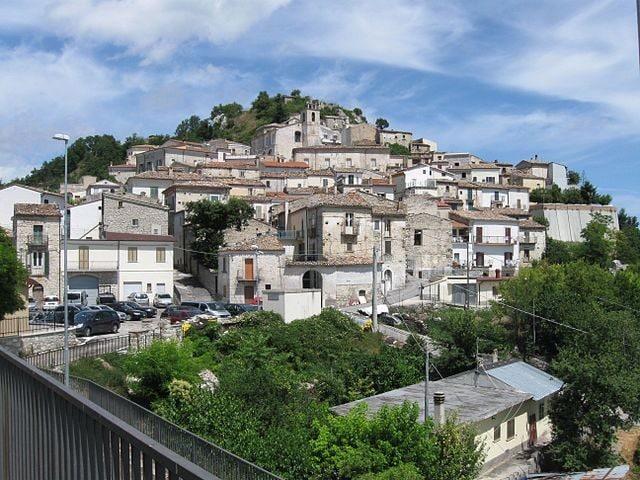 Montelapiano – Foto Wikimedia Commons