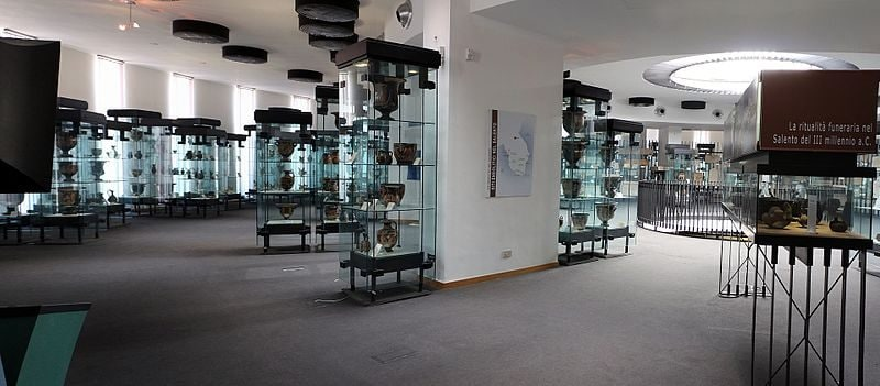 Museo provinciale Sigismondo Castromediano