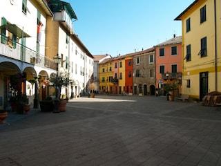 Brugnato: un borgo dalla forma di una tenaglia
