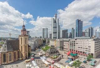 Storia e modernità: il fascino di Francoforte