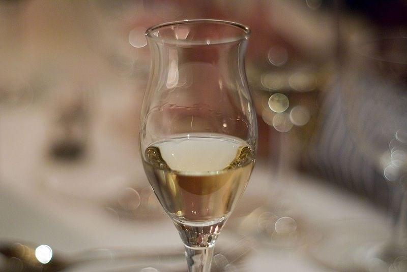 Bicchiere di Grappa