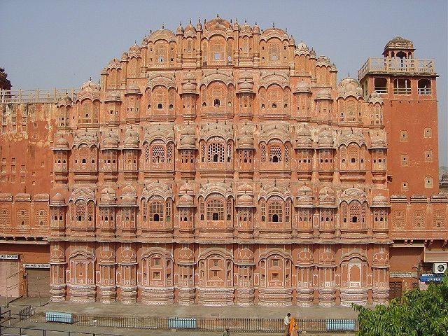 Jaipur, Palazzo dei Venti – Foto Wikipedia