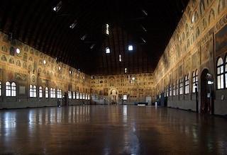 """Palazzo della Ragione, lo splendido """"Salone"""" affrescato a Padova"""
