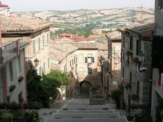 """Visita a Corinaldo: il """"borgo dei folli"""""""