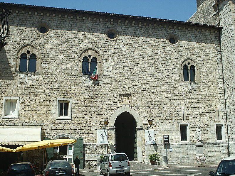 Palazzo ducale-Cantelmo di Atina