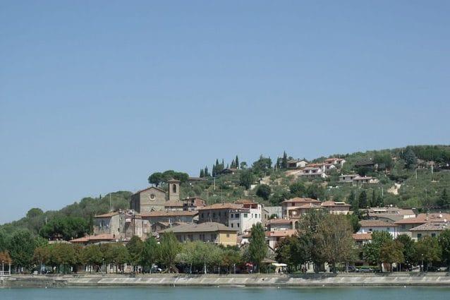Borgo di San Feliciano nel comune di Magione. Foto di LigaDue