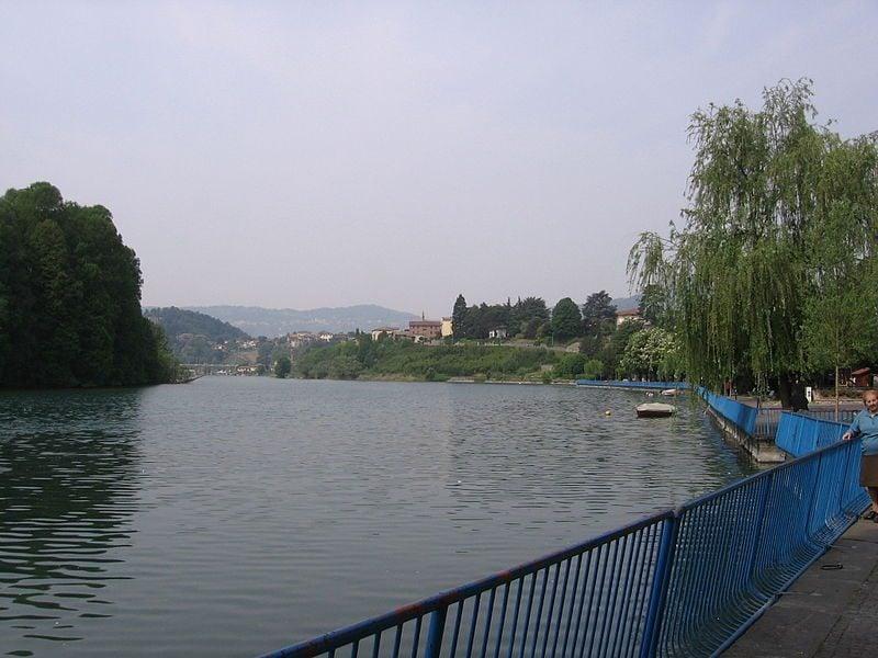 Vista da Sarnico