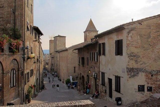 Certaldo Alta, Sant'Agostino – Foto Wikipedia