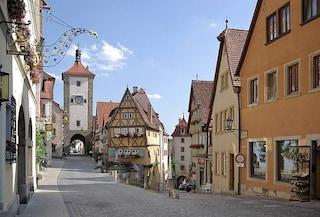 Cosa vedere a Rothenburg ob der Tauber, la perla della Baviera