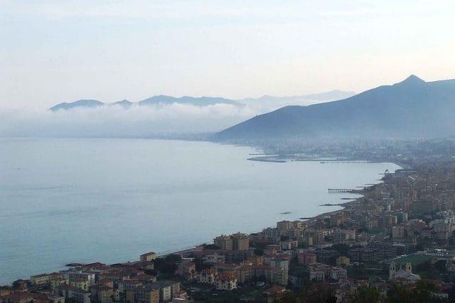 Panorama su Borgio - Verezzi