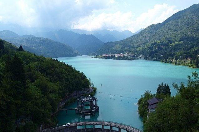 Lago di Barcis. Foto di Stefano Travasci