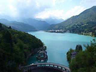 Il Lago di Barcis e la Riserva naturale Forra del Cellina