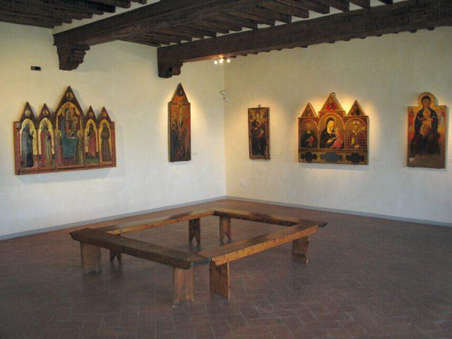 Pinacoteca del Museo di Arte Sacra – Foto Wikipedia