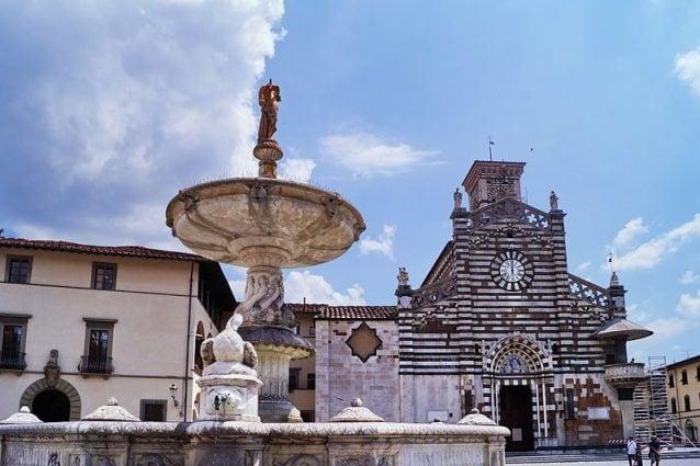 Piazza del Duomo di Prato