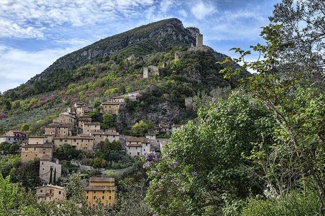Rocca medievale della Matterella