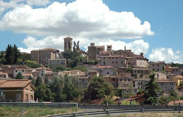 Deruta, Umbria