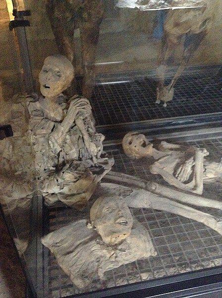 Mummie di Ferentillo.