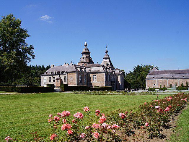 Castello di Modave – Foto Wikimedia Commons