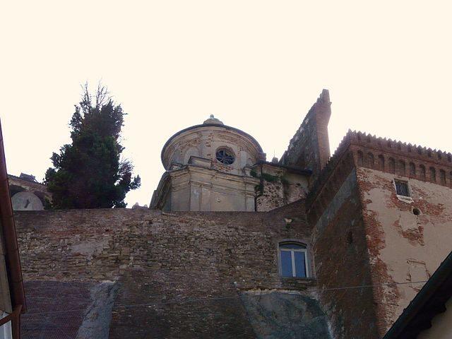 Castello di San Giorgio Monferrato – Foto Wikimedia Commons