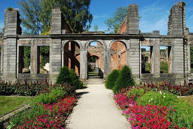 Abbazia di Villers–la–Ville – Foto Wikipedia