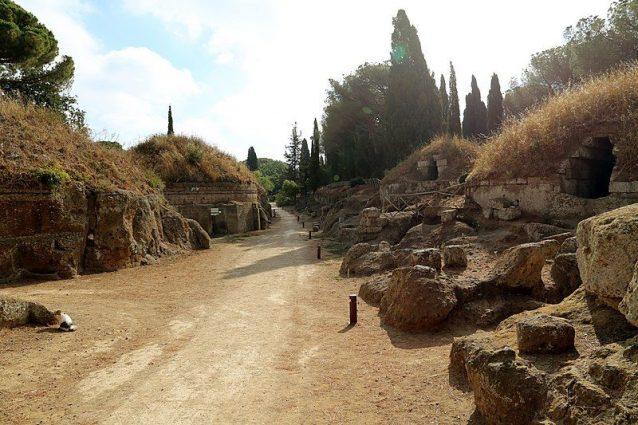 Necropoli della Banditaccia, Cerveteri