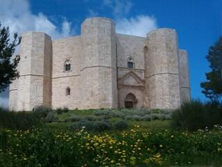 La fortezza ottagonale di Castel del Monte
