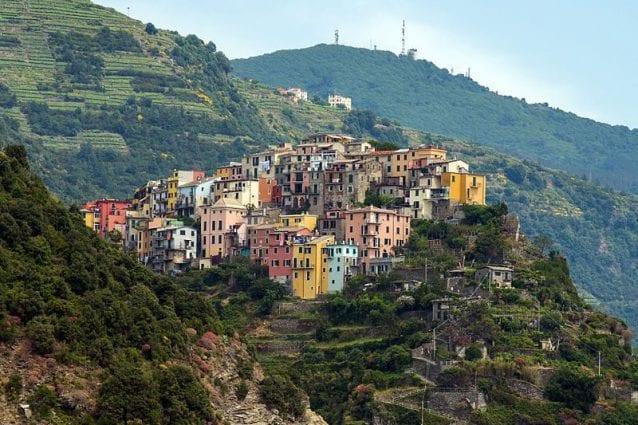Corniglia, borgo delle Cinque Terre