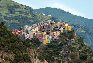 Corniglia: un balcone sulle Cinque Terre