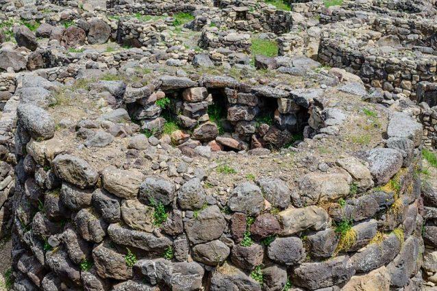 """""""Su Nuraxi"""", il complesso nuragico di Barumini"""