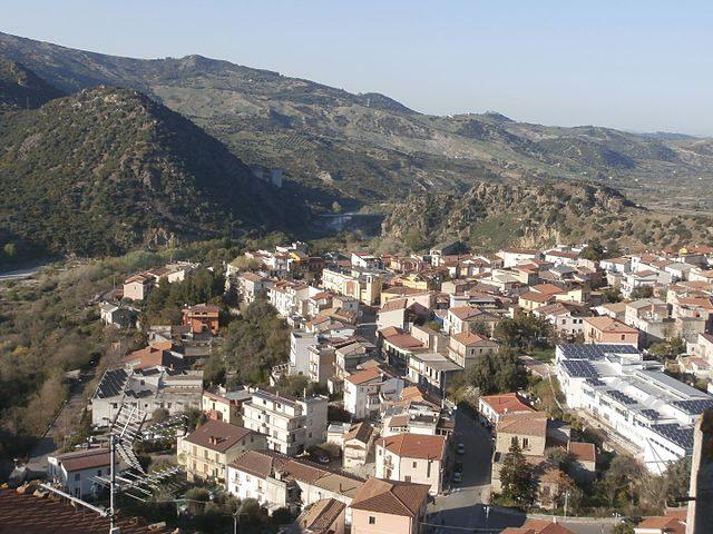 Paesaggio di Valsinni – Foto Wikipedia