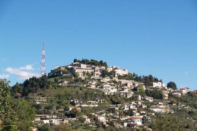 Panorama di Fumone