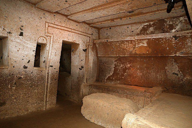 Tomba della Cornice (Banditaccia)
