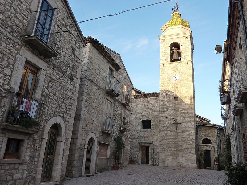 chiesa di santa maria assunta, Oratino