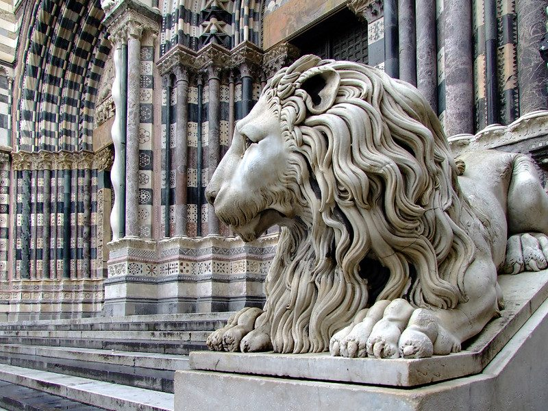 facciata Cattedrale San Lorenzo