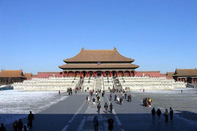 La città proibita di Pechino: aperti al pubblico i giardini segreti