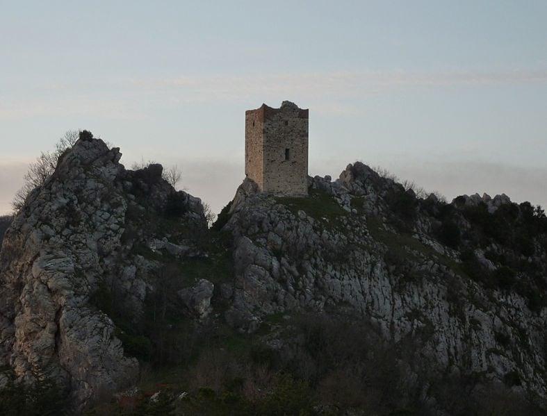 La Rocca di Oratino